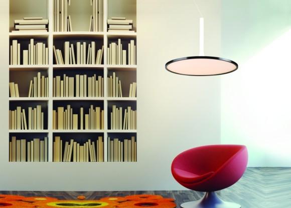 Lampa sufitowa Maxlight Minimal; fot. Max-Fliz