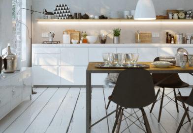 Jak prawidłowo zaprojektować oświetlenie w kuchni?
