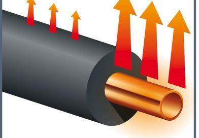 Dobór grubości izolacji termicznych w technice instalacyjnej