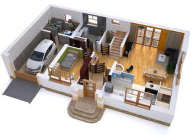 Pomieszczenia gospodarcze alternatywą dla piwnicy