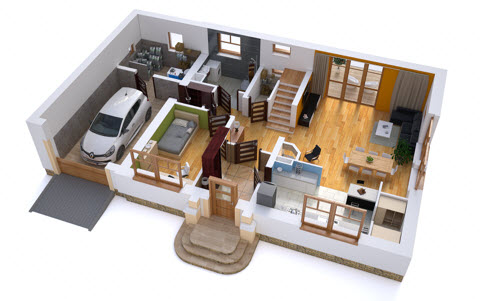 wizualizacja-wnetrza-projektu-domu