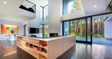 Okna w architekturze i aranżacji wnętrz